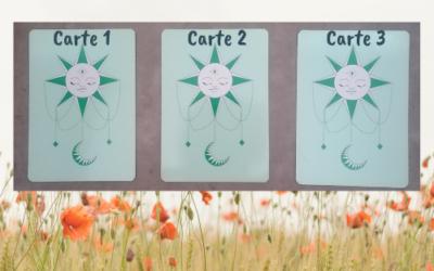 Tirage de cartes du dimanche 23 Mai 2021